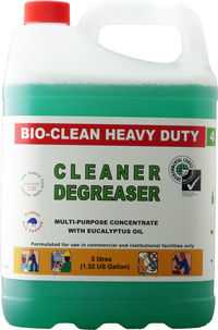 Eco Friendly Cleaner Degreaser
