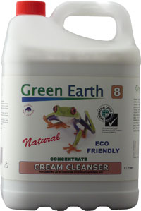 Natural Eco Friendly Cream Cleanser